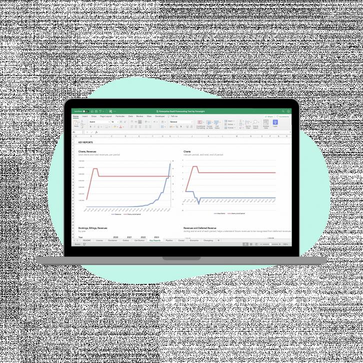 Enterprise Saa S Forecasting Tool